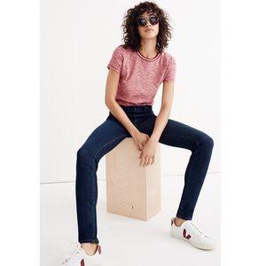 EUC Madewell Denim SKINNY SKINNY ANKLE Jeans